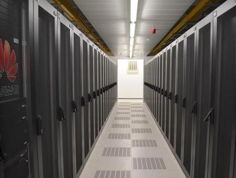 Data center : chambres fortes digitales | Datacenters | Scoop.it
