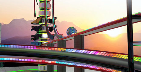 Forget VR. The Future of Roller Coasters Is About Maglev | Futurewaves | Scoop.it