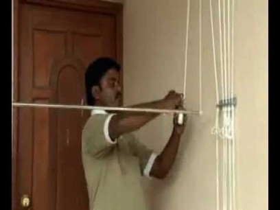 Wall ceiling Cloth dry hangers Bangalore | Cloth Drying Hangers | Scoop.it