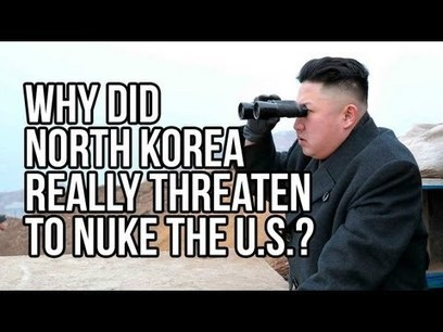 The North Korean Nuclear Crisis What You Aren't being Told | The Alex Jones Channel | Scoop.it