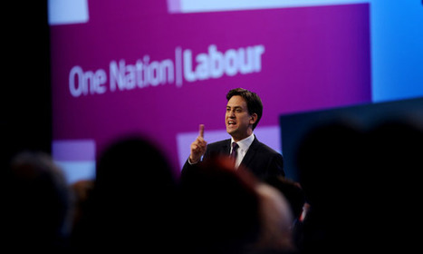 Labour will lead Britain on race to the top, Ed Miliband vows | Welfare, Disability, Politics and People's Right's | Scoop.it