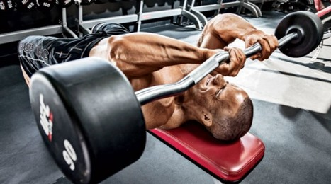 Do This, Not That: 6 Better Muscle-Building Moves | Fitness, Health, Running and Weight loss | Scoop.it