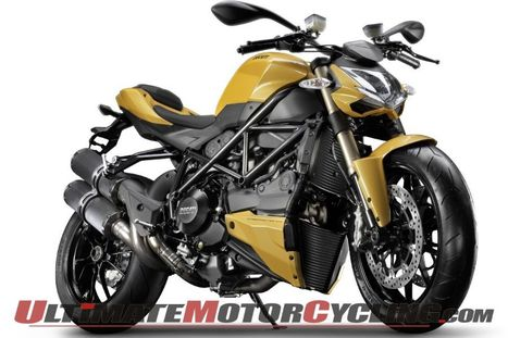 2012 Ducati Streetfighter 848 | Quick Look | Ultimate Motorcycling | Ductalk Ducati News | Scoop.it
