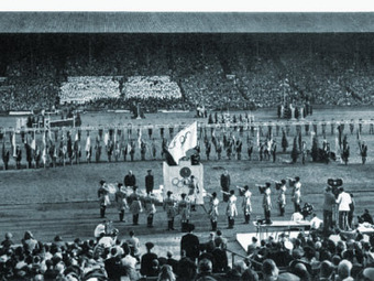 London 1948 Olympics: Reconstructing tha games of the reconstruction | 1948 London Olympics | Scoop.it
