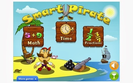 Smart Pirate - An app for kids | App reviews | Useful apps | iPhone App reviews | iPad Games | Top Apps | iPhone | Android | iPad apps | Scoop.it