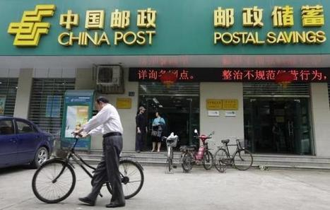 UBS, BNP among bidders for China's Postal Savings Bank's pre-IPO stake: sources | CRAKKS | Scoop.it