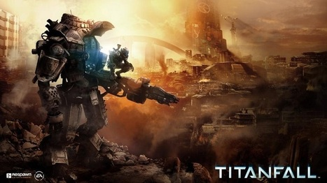 'Titanfall' Best-Selling Video Game In April, PS4 Best-Selling Console - Forbes | GamingShed | Scoop.it