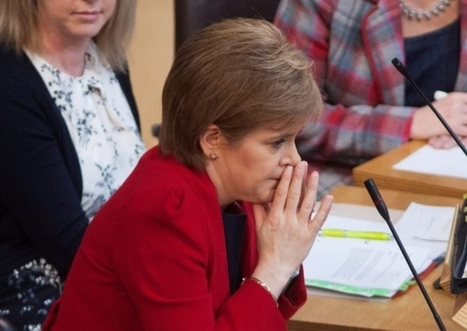 Nicola Sturgeon: SNP will vote against Syria air strikes | My Scotland | Scoop.it