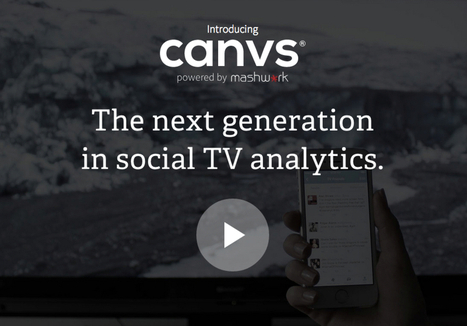 Beyond Sentiment Analysis: Canvs Takes Instant Social Temperature Of TV Shows | Social TV is everywhere | Scoop.it
