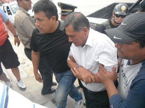 Amazonas: Alcalde de Cajaruro fue trasladado al penal de San ... - Radio Programas del Perú | Derecho Penal | Scoop.it