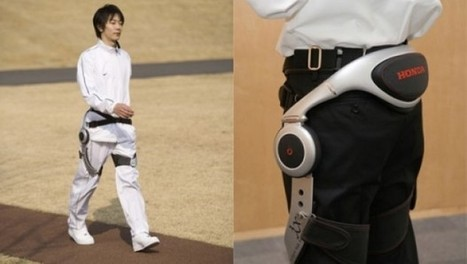 Honda distribuye exoesqueletos para discapacitados en Japón | AMH | Plaidoyer | Scoop.it