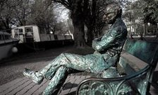 """Song at Fifty"" by Patrick Kavanagh; introduced by Andrew McCulloch  