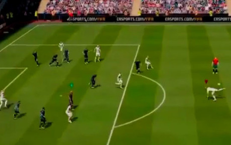 The Most Unreal Goal Ever Scored In A FIFA Game | The Football Vault | Scoop.it