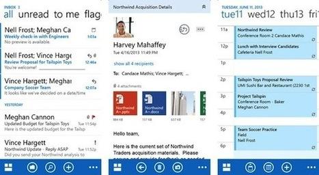 Outlook Web App llega a iOS con una aplicación nativa | Administración de aplicaciones web y de servidor | Scoop.it