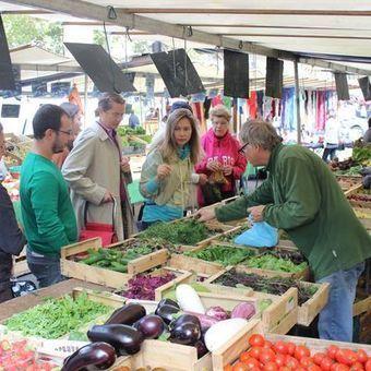 The secrets to shopping Paris markets | Europe2014 | Scoop.it