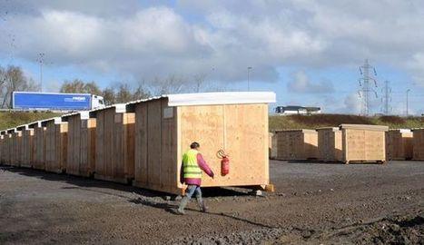 Grande-Synthe: le préfet met le maire en demeure de sécuriser le camp tout juste ouvert | Construction et gestion d'installations temporaires | Scoop.it