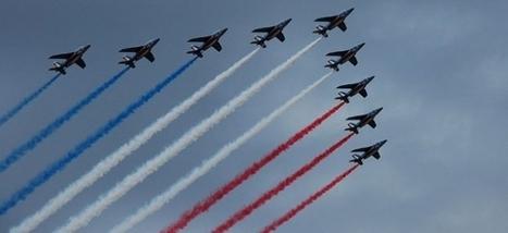Armada 2013 : la patrouille de France se fait attendre ...!!! | Les news en normandie avec Cotentin-webradio | Scoop.it
