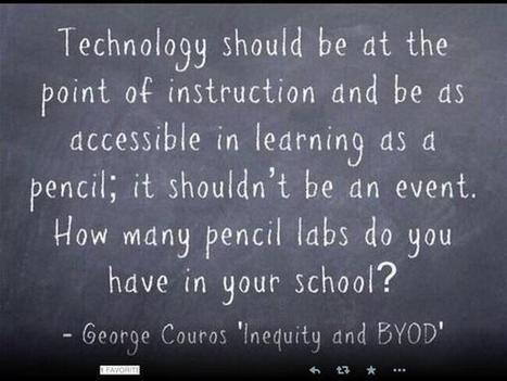 Docbob on Twitter: I love this thought from @gcouros. #edtech #edchat #ukedchat #aussieed #tlap #caedchat #nbtchat http://t.co/hNdXhMYb4D | Edtech PK-12 | Scoop.it