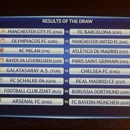 City-Barça y Arsenal-Bayern, duelos estelares - FIFA.com | fútbol | Scoop.it
