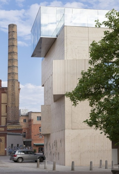 [Berlin, Germany] Tchoban Foundation – Museum for Architectural Drawing / SPEECH Tchoban & Kuznetsov | The Architecture of the City | Scoop.it