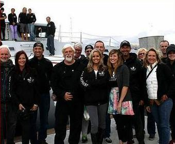 @SeaShepherd #Founder @CaptPaulWatson in #USA, Ends 15 Months #Exile at ... | Rescue our Ocean's & it's species from Man's Pollution! | Scoop.it