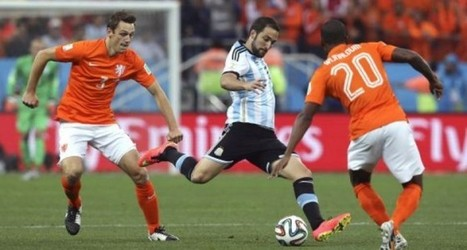 Romero salva a Argentina y a Messi - Diario Costa del Sol | Diariofutbol.com | Scoop.it
