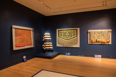 Major gift to fund long-term care for Textile Museum collection at GW University | Art Daily | Textile Horizons | Scoop.it