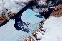 OMG… Greenland's ice sheets are melting fast | Climate change challenges | Scoop.it