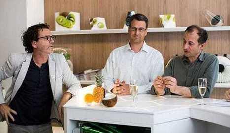Wikibar : un bar de produits à emballage comestible | Gastronomie Française 2.0 | Scoop.it