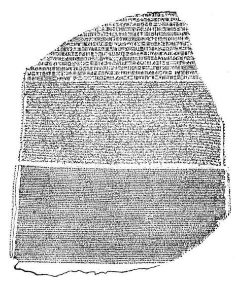 Rosetta Stone | The Rosetta Stone | Scoop.it