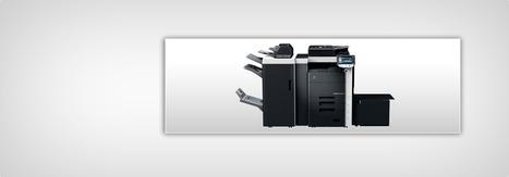 Konica Minolta Copier / Printer - A3 Multifunction Copier Printer Scanner   Stockrumors   Scoop.it