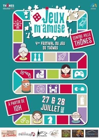 Le rendez-vous du jeu est à Thônes - 123 Savoie | Savoie d'hier et d'aujourd'hui | Scoop.it