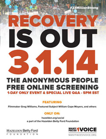The Anonymous People movie FREE online screening - 24 hrs only - Sat. March 1 | The Anonymous People | Scoop.it