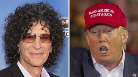 Howard Stern: I won't betray Trump by replaying old interviews | Howard Stern | Scoop.it