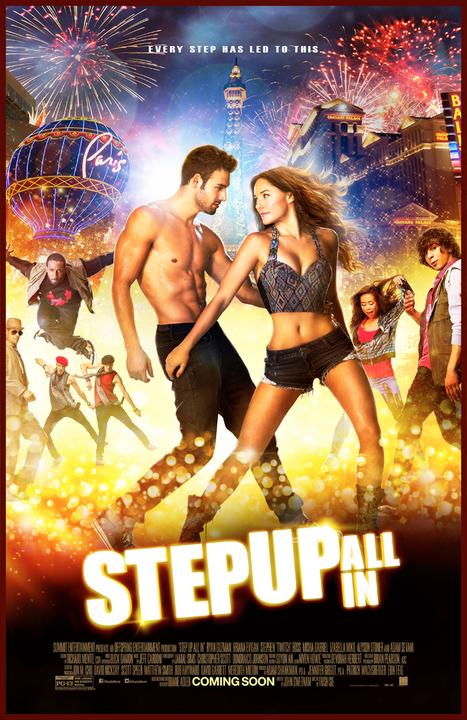 Watch Step Up All In Online 2014 Full Movie Streaming Megashare Putlocker Download Megashare Putlocker Viooz | Watch Movies Online | Scoop.it