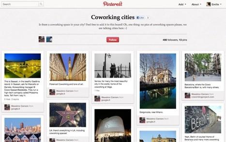 Il y a des espaces de coworking dans votre ville ? Rendez-vous sur ... | Changer la donne | Scoop.it