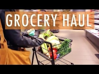 HEALTHY GROCERY HAUL | Recipe Ideas for the Holidays | Health And Fitness | Scoop.it
