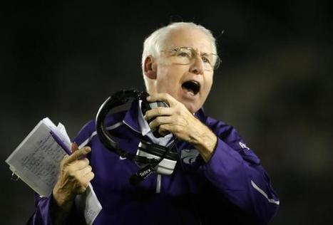 Kansas State Football: Bill Snyder Proving That Old Coaches Can Still Win - Bleacher Report | All Things Wildcats | Scoop.it