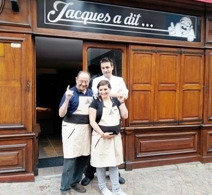 «Jacques a dit...», le nouveau bistrot sur-mesure de Noémie et Quentin | L'info tourisme en Aveyron | Scoop.it