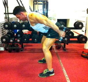 DES BRAS TONIQUES ET GALBÉS ? Musclez VOS TRICEPS avec LE KICK BACK ! Découvrez L'EXERCICE DE LA SEMAINE dans mon BLOG et obtenez enfin le corps de vos rêves ! | Training - Entraînement | Scoop.it