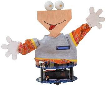Un robot para trabajar en clase | Educación en Castilla-La Mancha | Scoop.it