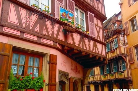Knock knock knockin on Colmar's doors - L'Orsa Nel Carro | Colmar et ses manifestations | Scoop.it