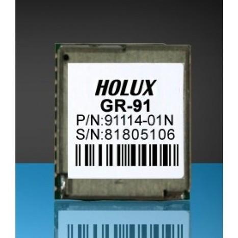 Holux GR-91 GPS Module | Holux | Scoop.it
