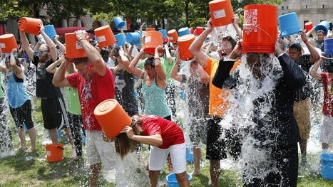 7 Marketing Lessons From The ALS Ice Bucket Challenge - Forbes | digital marketing strategy | Scoop.it