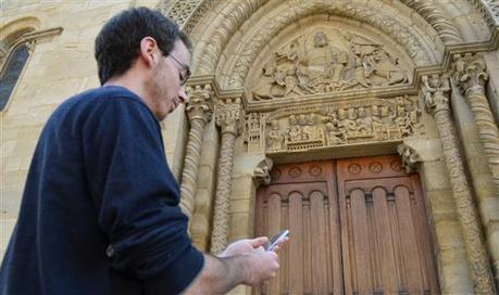 Pays Charolais | Une poignée d'églises romanes va être de QRCodes #Bourgogne | Médias sociaux et tourisme | Scoop.it
