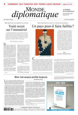 De la valeur ignorée des métiers, par Pierre Rimbert (Le Monde diplomatique) | Le Monolecte | Scoop.it