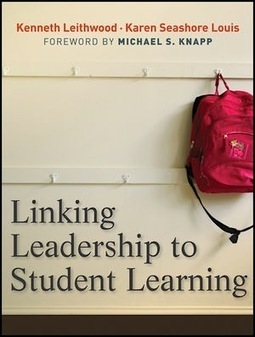 Review: Linking Leadership to Student Learning | Montessori Education | Scoop.it