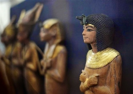 The Archaeology News Network: Egypt unveils renovated Tutankhamun Gallery | The Related Researches & News of Dr John Ward | Scoop.it