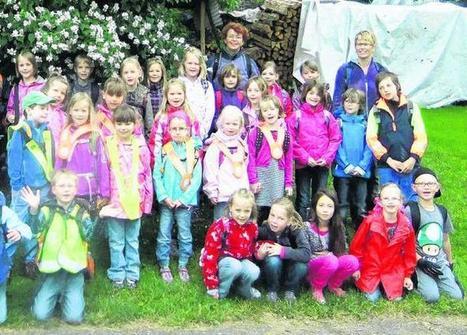 Öhningen: Kinder erkunden ihr Dorf Öhningen   SÜDKURIER Online   neugierig aufwachsen   Scoop.it