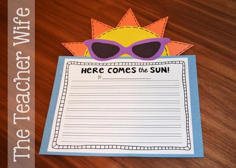 the teacher wife | Favorite First Grade Blogs | Scoop.it